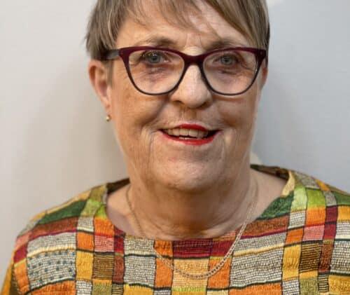 Gudrun Stålnacke